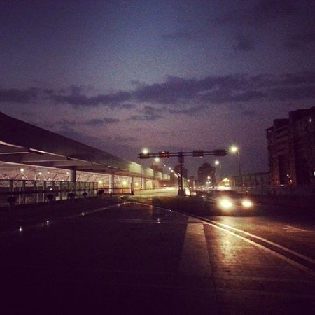 The new train station is open, good morning Ningbo