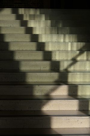 Pattern Shadow Full Frame Sunlight Backgrounds No People Day Repetition Close-up Wall - Building Feature Indoors  Architecture Textured  Staircase Focus On Shadow