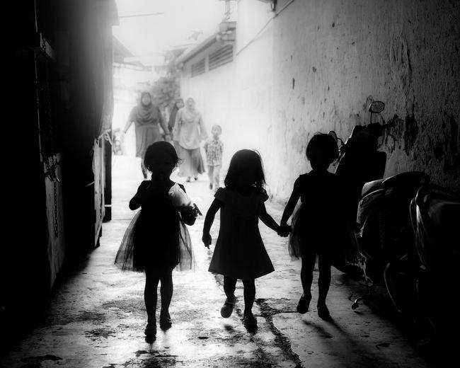 Children Going