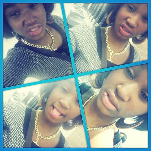 Me At The Game Today #whaaa♥