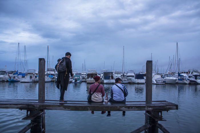 An area of Hillary's Boat Harbour, Perth often overlooked by tourists Hanging Out Hidden Gems  Landscape People People Together Perth Portrait Showcase July Finding New Frontiers Traveling Home For The Holidays