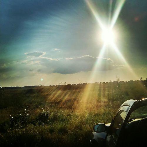 Vajdaság Vojvodina Sungoesdown Sunshine Sunset Csóka Coka Serbia Srbija Nature