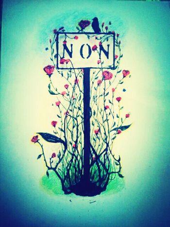 Drawing Roses