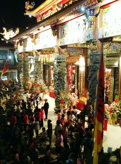 Holiday POV 參觀宮廟