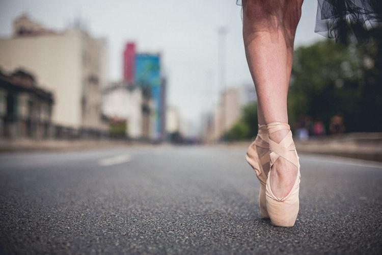 Ballerina shoe