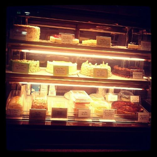 While waiting :) Cakes Sweets Icing Yummy dessert love