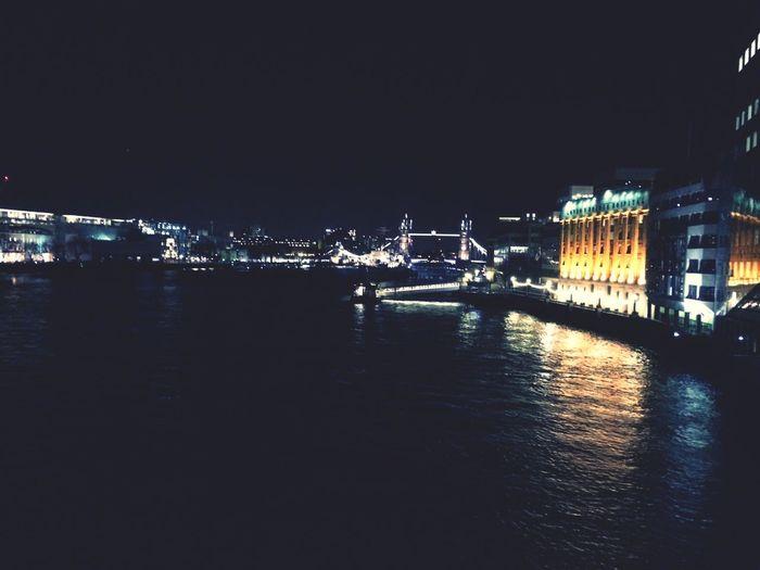 Nightphotography London Streetphotography City