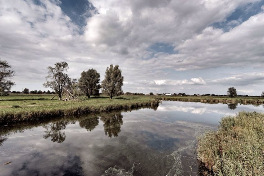 Water Reflections Finding Treasure Clouds And Sky Dutch Landscape don't you ever talk to me like that again...I mean it..