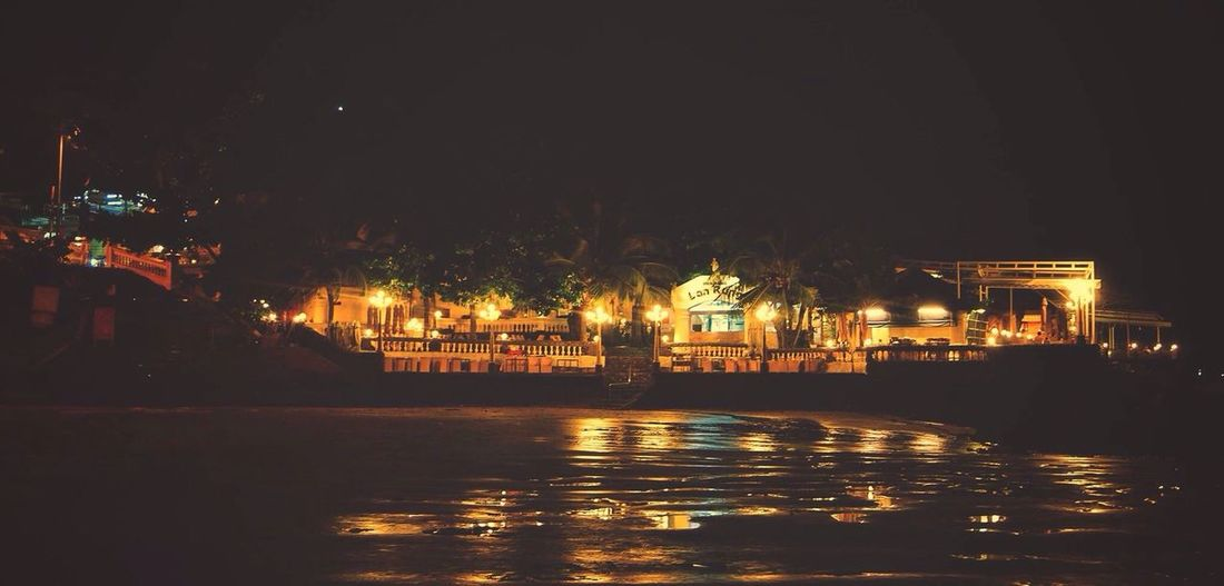 Lanrung resort in night Night Resort Travel The Week On EyeEm