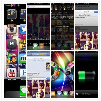 JAILBROKE my iPod.