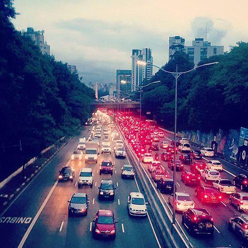 Non Ducor Duco. Saopaulo Serpaulistano Instacity Instalove Trânsito Love Bestcity Paulistano NonDucorDuco