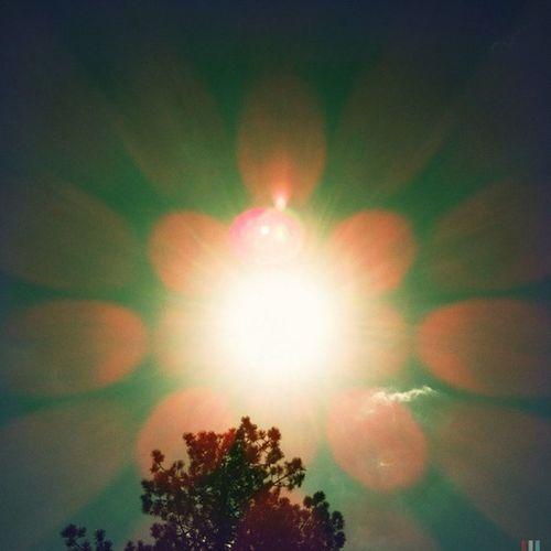 Lekker zonnetje!! ;-) Hipstamatic Melodie Blankofreedom13