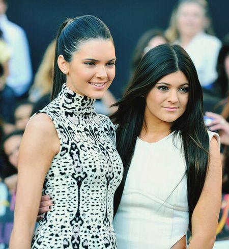 Kendall Jenner Kylie Jenner Jenners KUWTK