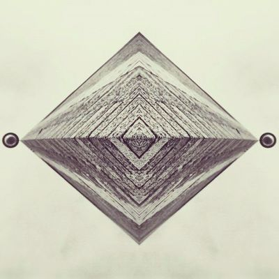Symmetry Symmetryporn Symmetrybuff Abstracting_architects chesterfield carpark ufo
