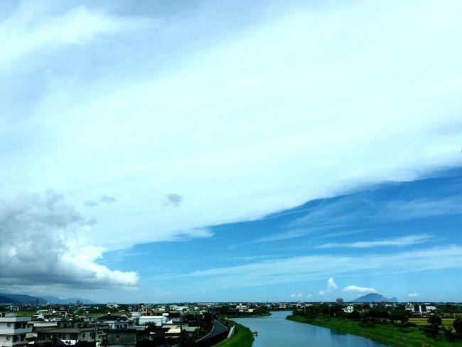 蘭陽平原 龜山島 Sky Sky_collection Clouds Cloudporn 天空 雲