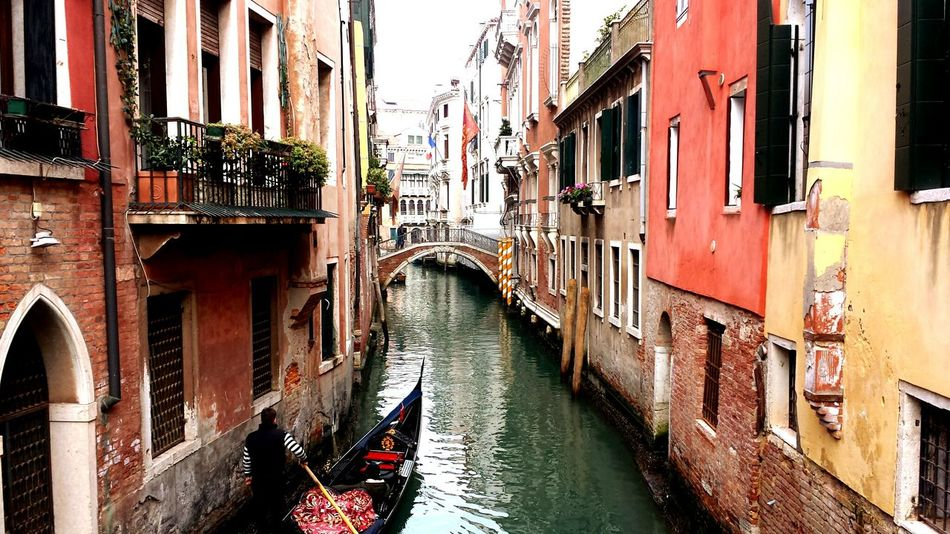 Beautiful Venice Italy Venedig Venice Venice, Italy Venedig Gondeln Beautiful Built Structure Building Exterior Residential Building Window Day Outdoors Water No People