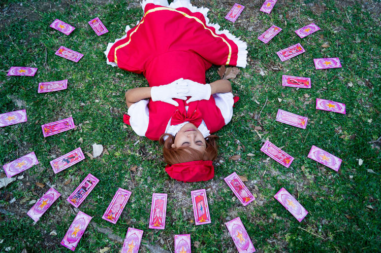 Antares Photography By Azager Lasstroth 18-55mm Cards Cosplay Cosplayer Outdoors Portrait Portrait Of A Woman Sakura Card Captor Saori Zato So