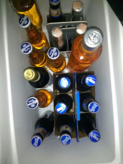 who wanna drink tonite  