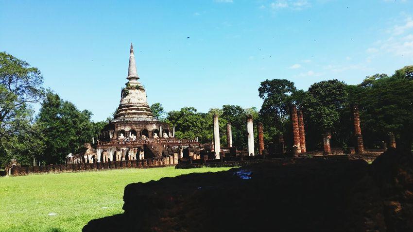 ร่องรอย ประวัติศาสตร์ไทย