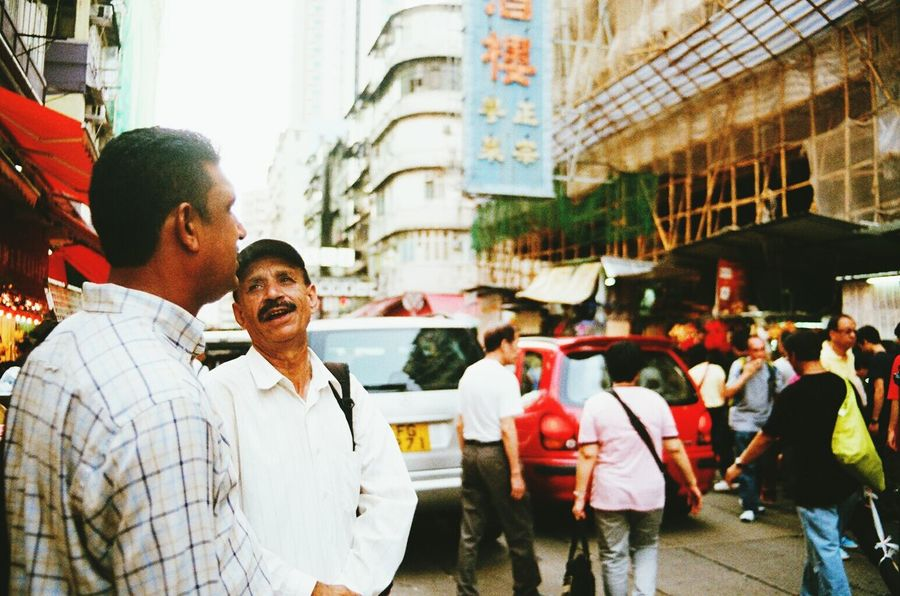 Hong Kong Streetphotography