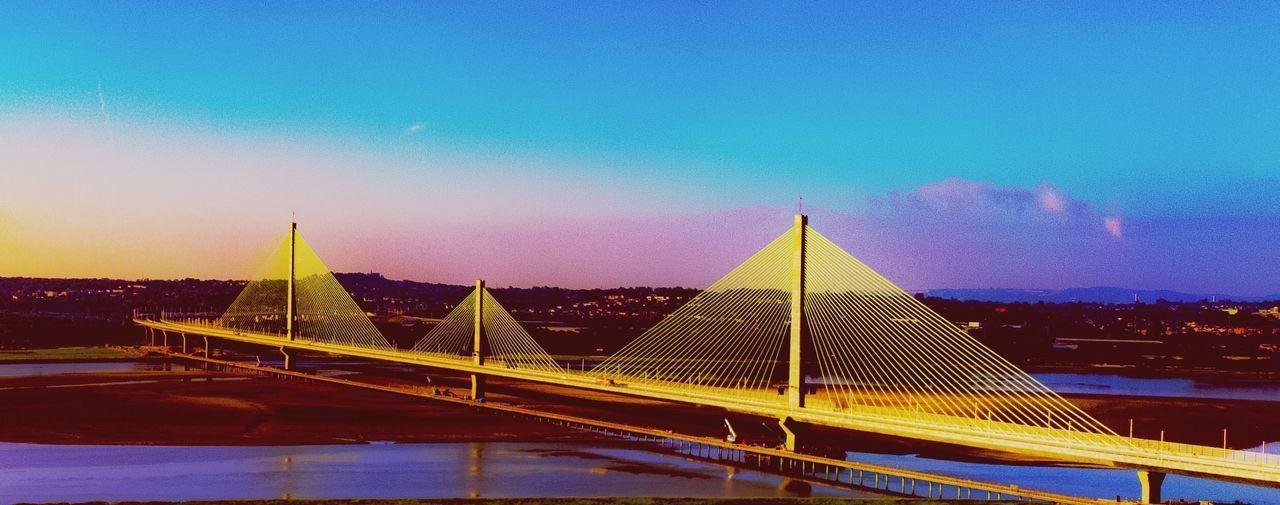 Sky Built Structure Architecture Bridge Nature Transportation No People The Architect - 2018 EyeEm Awards The Architect - 2018 EyeEm Awards