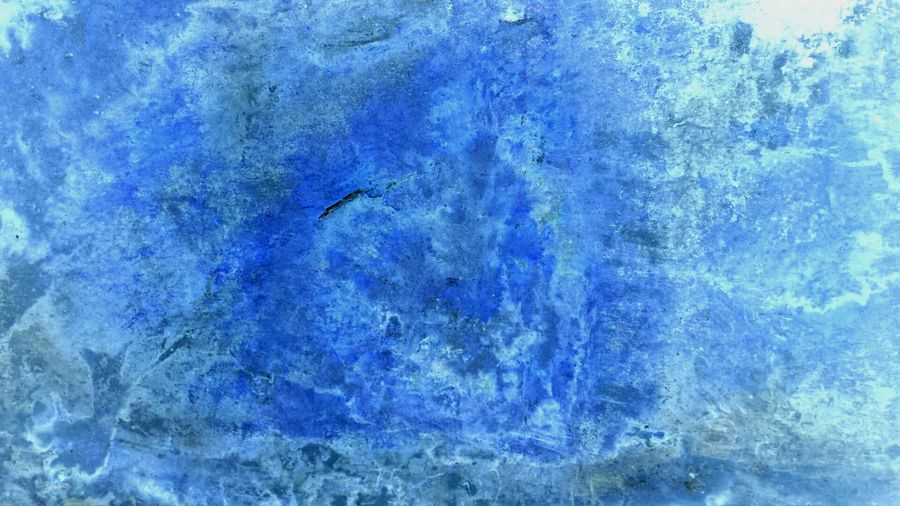 Blue Abstract Close-up No People Backgrounds Day Outdoors Original Photography Creativity Industrialdecay Original Artwork Beauty In Nature Rusty Multi Colored Nature Contrasting Colors
