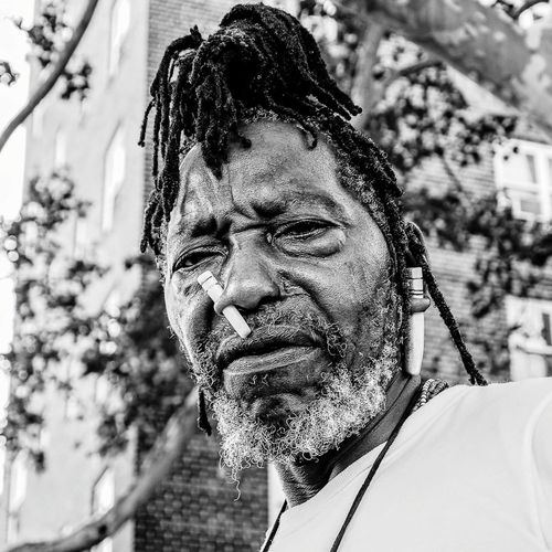 Farouk • Harlem NYC The Portraitist - 2016 EyeEm Awards Photography NYC Photography Candid Portraits Helloicp Nyc Streets Everybodystreet Lensculture Streetphotography People Peopleofnyc Portrait Characters