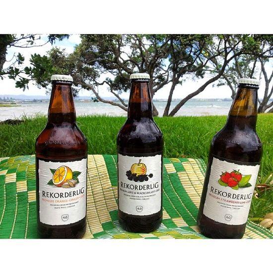 ohhhh hello good lookings Rekorderlig Cider Drank Beach