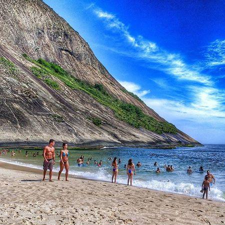Itacoatiara Niterói Nikity Rio RJ Beach Nature Ocean Riodejaneiro