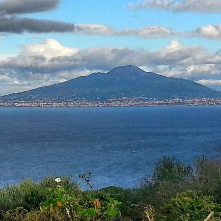 Mountain Travel Destinations Travel Sea Cloud - Sky Tourism Mountain Range Arrival Outdoors Landscape No People Sky Day Vesuviocoast Sorrento, Italia Tranquil Scene Beauty In Nature