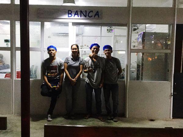 The BANCA staff,,,