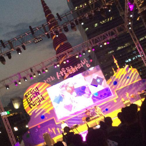 Seoul Open Night