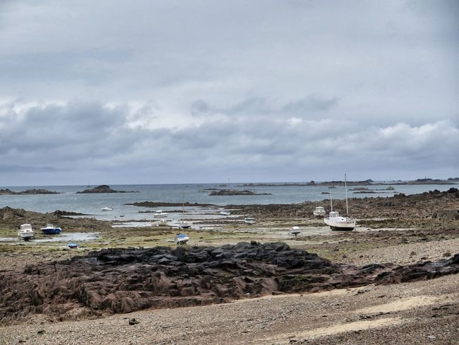 Atlantic Ocean Breizh Bretagne Sea And Clouds Sea And Sky Vacations