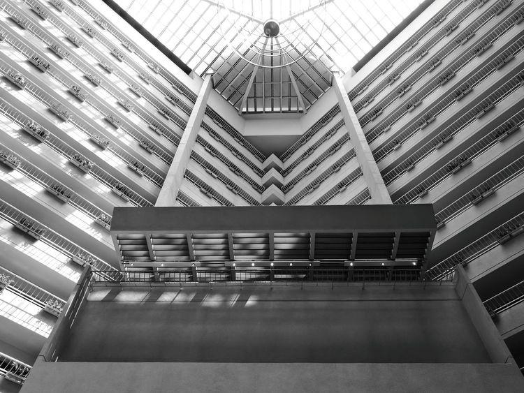 Architecture Low Angle View Panpacificsingapore