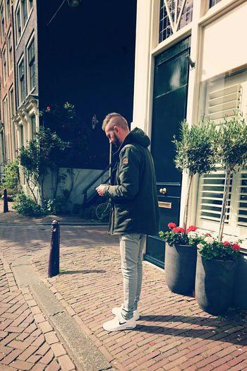 My love in Amsterdam 🍀 My Love Amsterdamcity Too Beautiful