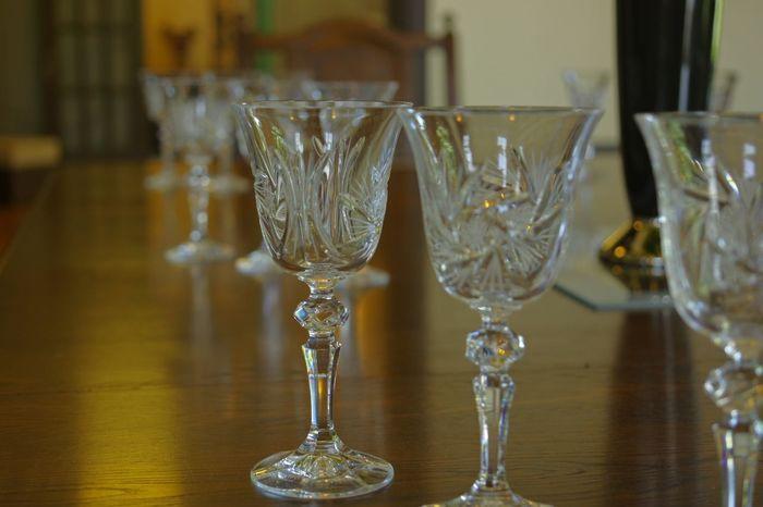 Antique Glass Snap