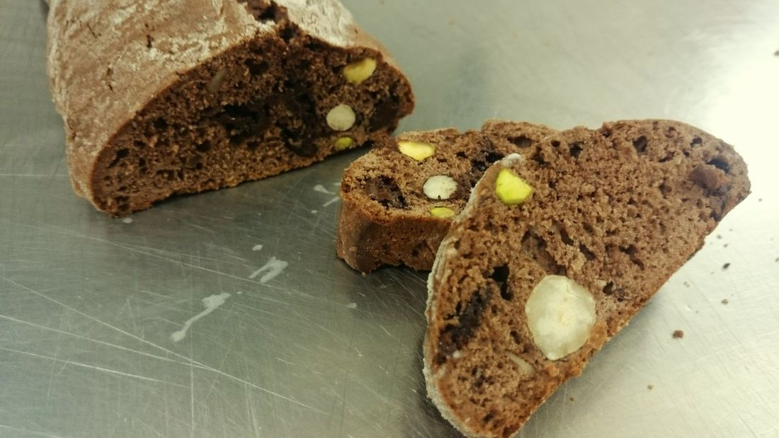 Double Chocolate Biscotti Baked Goods