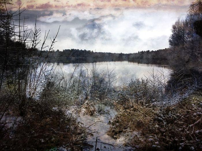 Duisburg Sechs Seen Platte Beauty In Nature Cloud - Sky Day Outdoors Reflection Sky Water