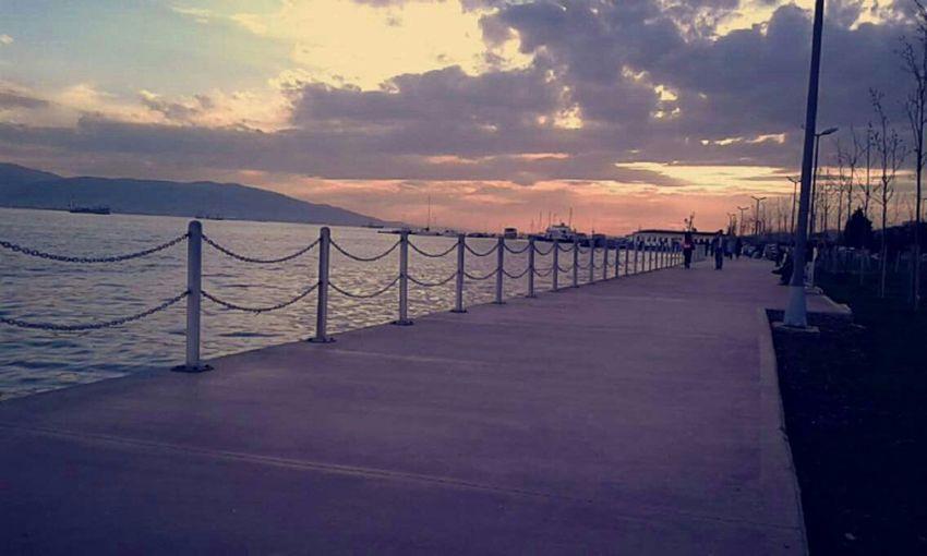 Marmara Denizi..