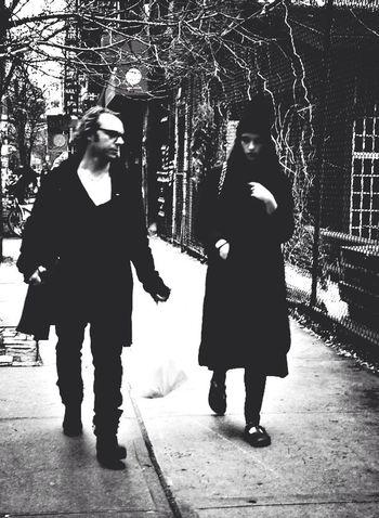 Nolita Couple ~ NYC 2013 Donfilter EyeEm Best Shots Streetstyle Streetphotography