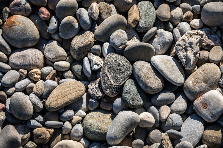 Looking Down Sunny Background Backgrounds Beach Close-up Day Full Frame Lake Large Group Of Objects Nature No People Outdoors Pebble Pebble Beach Rock - Object Shore Stone Summer Water
