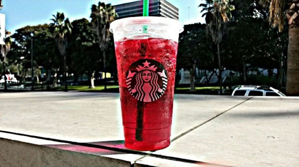 Starbucks Street Food Worldwide Passionicetea Photography Robertosfoodadventure Nexus6P Downtown Los Angeles