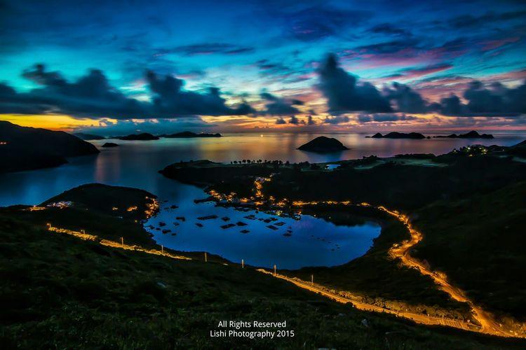 Nature On Your Doorstep 布袋澳日出, Sunrise of Po Toi o, Po Toi O Sunrise Sunrise Silhouette
