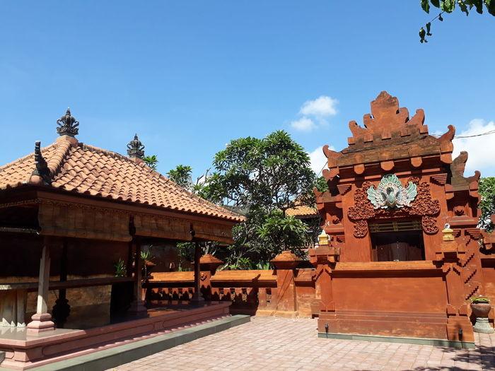 Gate Bali Tree