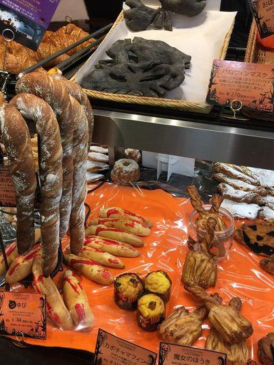 Maison Kayser Boulangerie Pattiserie Bread Halloween