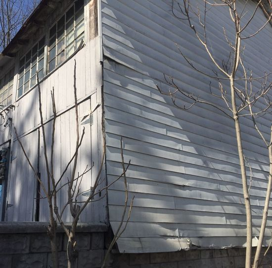 Architecture Built Structure Building Exterior Day No People Outdoors Corrugated Iron Close-up