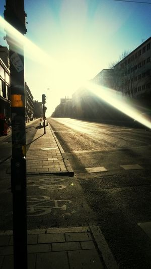 Good morning Stockholm and Hornsgatan! Stockholm Street Photography Morning Light Hornsgatan
