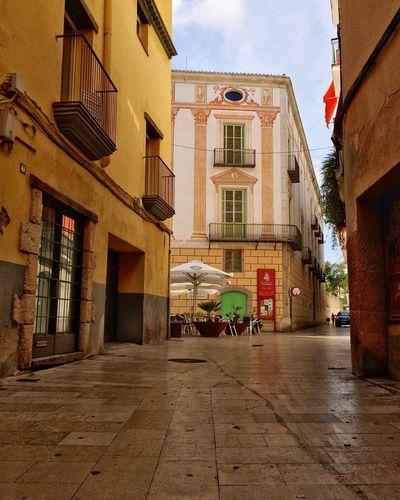 Streetphotography Street Photography Calle Street Town Mediterranean  Vilanovailageltru Vilanova I La Geltru España SPAIN