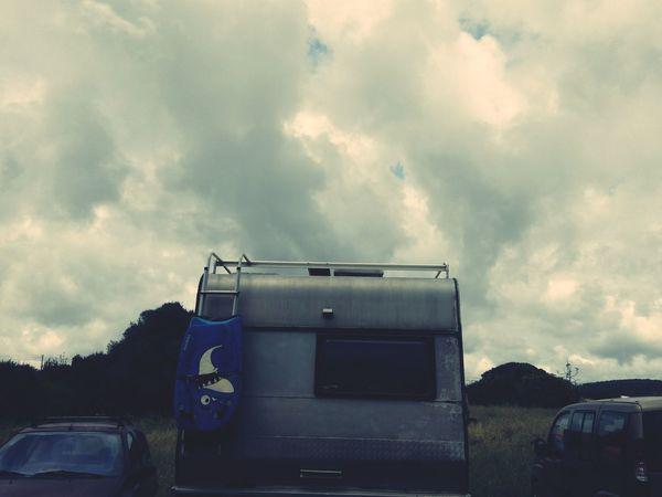 Cloud - Sky Mode Of Transport Car Land Vehicle No People Sky Outdoors Day The Way Forward Motorhome Life Rv Motorhomes Wohnmobil Autocaravana Motorhome Mobilehome Motorhome For Life