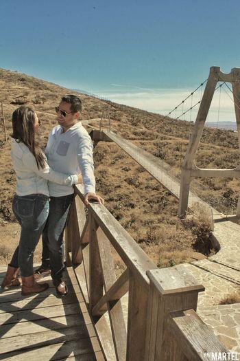 #Love Style Travel Desertic Models Couple Love Sky